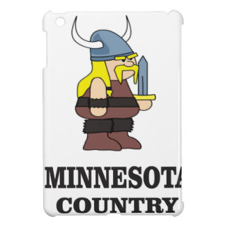 Minnesota country cover for the iPad mini