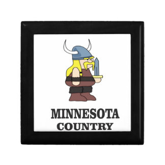 Minnesota country gift box