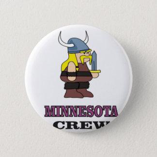 Minnesota Crew 2 Inch Round Button