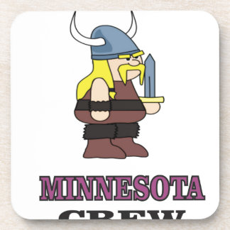 Minnesota Crew Coaster