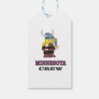 Minnesota Crew Gift Tags