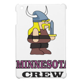 Minnesota Crew iPad Mini Case