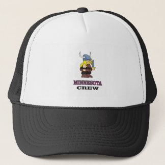Minnesota Crew Trucker Hat
