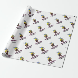 Minnesota Crew Wrapping Paper