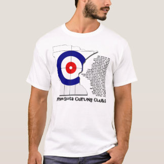 Minnesota Curling Clubs T-Shirt