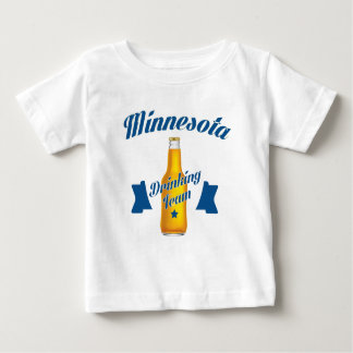 Minnesota Drinking team Baby T-Shirt