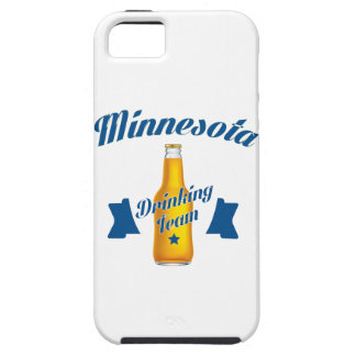 Minnesota Drinking team Case For The iPhone 5