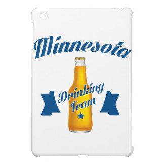 Minnesota Drinking team Cover For The iPad Mini