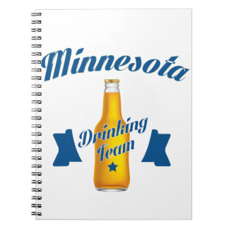 Minnesota Drinking team Notebooks