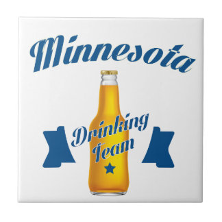 Minnesota Drinking team Tile