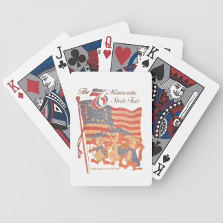 Minnesota Fair 1976 Bicycle Playing Cards