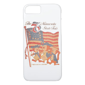 Minnesota Fair 1976 Case-Mate iPhone Case