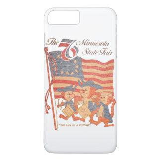 Minnesota Fair 1976 iPhone 8 Plus/7 Plus Case
