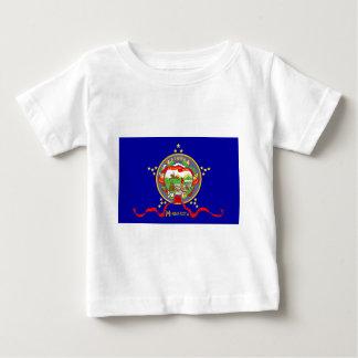Minnesota Flag Baby T-Shirt