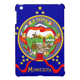 Minnesota Flag iPad Mini Cover