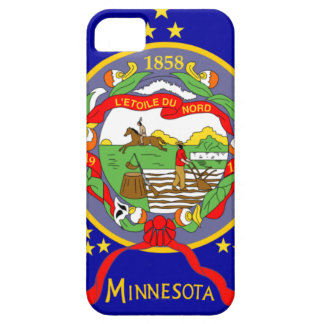 Minnesota Flag iPhone 5 Cover