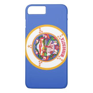 Minnesota Flag iPhone 8 Plus/7 Plus Case