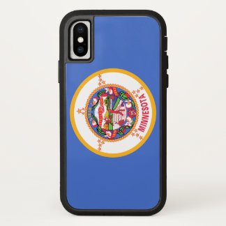 Minnesota Flag iPhone X Case