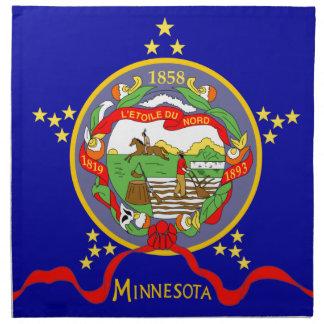 Minnesota Flag Napkin