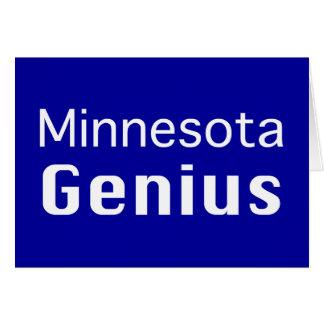 Minnesota Genius Gifts Card