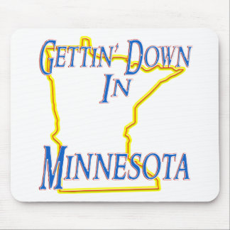 Minnesota - Gettin' Down Mouse Pad