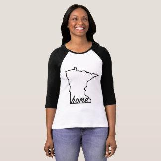 Minnesota Home Women's T-Shirt