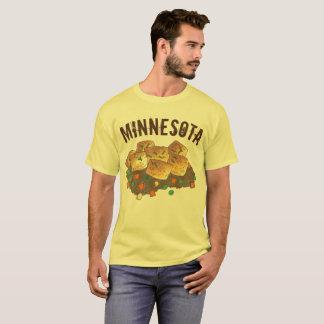 Minnesota Hot Dish Tater Tot Hotdish Casserole T-Shirt