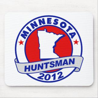 Minnesota Jon Huntsman Mouse Pad