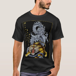 Minnesota Karate Supply Dragon Shirt