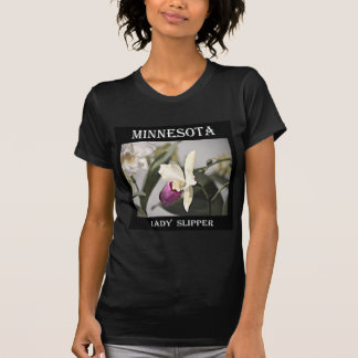 Minnesota Lady Slipper T-Shirt