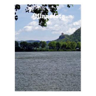 Minnesota Landscape Postcard