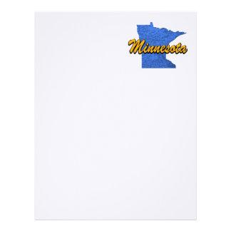 Minnesota Letterhead