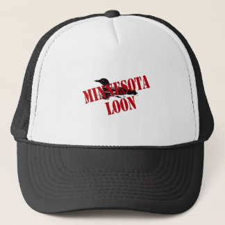 Minnesota Loon Trucker Hat