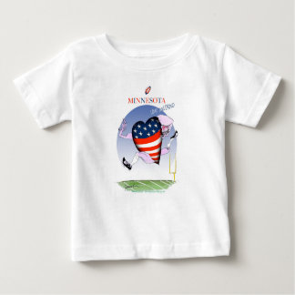 minnesota loud and proud, tony fernandes baby T-Shirt