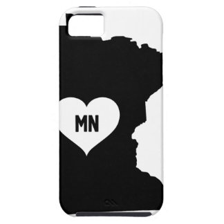 Minnesota Love iPhone 5 Cover