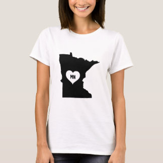 Minnesota Love T-Shirt