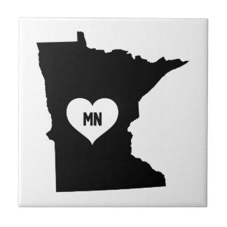 Minnesota Love Tile