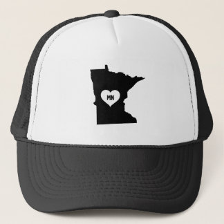 Minnesota Love Trucker Hat