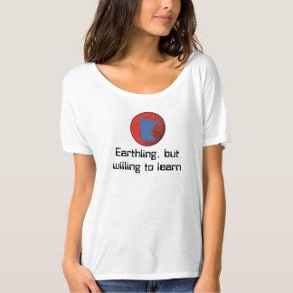 Minnesota Martian women's Earthling T T-Shirt