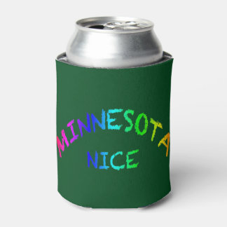 Minnesota Nice Can Cooler