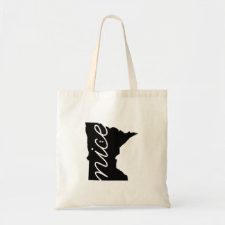 Minnesota Nice Gifts Tote Bag