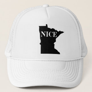 Minnesota Nice Trucker Hat