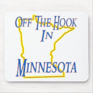Minnesota - Off The Hook Mouse Pad