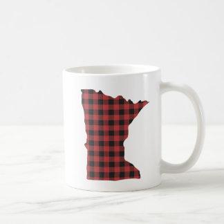 Minnesota Plaid Mug