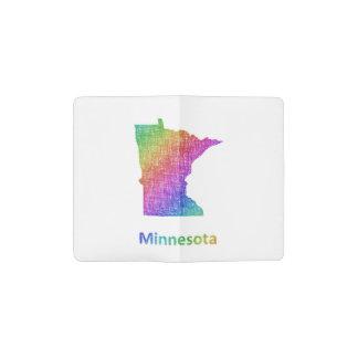 Minnesota Pocket Moleskine Notebook