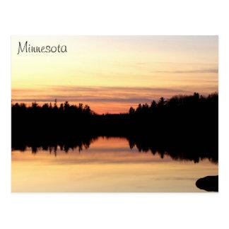 Minnesota - Poplar Lake Postcard