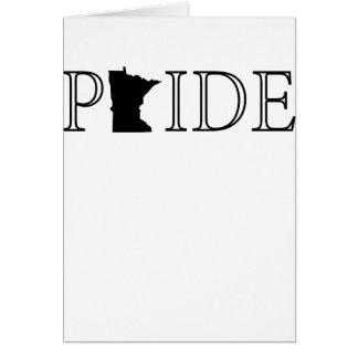 Minnesota Pride Card