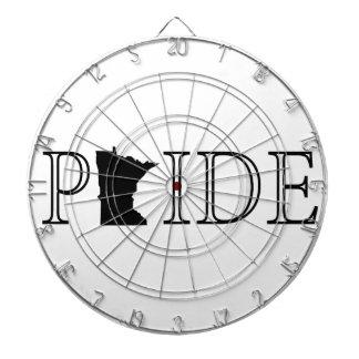 Minnesota Pride Dartboard