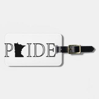 Minnesota Pride Luggage Tag