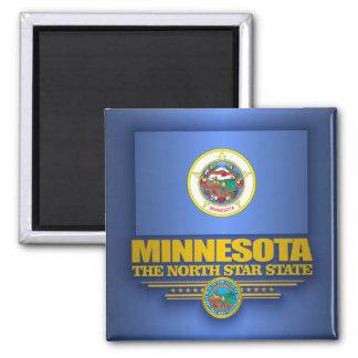 Minnesota Pride Square Magnet